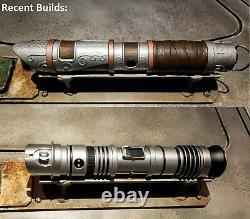 Star Wars Galaxy's Edge Custom Lightsaber Vous Choisir L'atelier De Savi Disney Savi