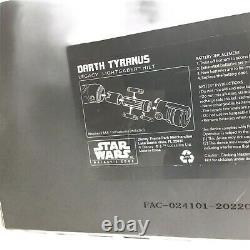 Star Wars Galaxy's Edge Darth Tyranus Count Dooku Legacy Lightsaber Disney Parks