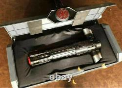 Star Wars Galaxy's Edge Kylo Ren Legacy Lightsaber With36 Blade & Belt Clip Sith