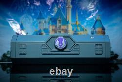 Star Wars Galaxy's Edge Mace Windu Legacy Lightsaber Hilt No Blade Purple Color