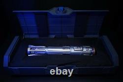 Star Wars Galaxys Edge Ben Solo Kylo Ren Legacy Lightsaber Hilt Scellé