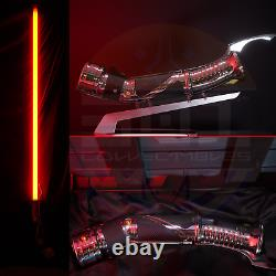 Star Wars Galaxys Edge Comte Dooku Legacy Lightsaber Hilt Et Blade Scelled