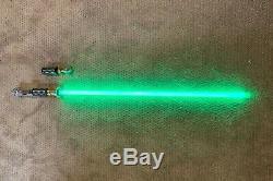Star Wars Galaxys Edge Sabre Léger Legacy Dok-ondar Legacy Luke Skywalker Et 36 Lame