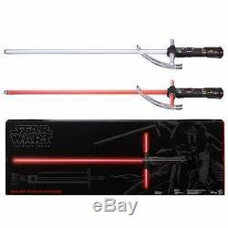 Star Wars Kylo Ren Force Fx Lightsaber Jedi Noir Série Sith Replica Hasbro