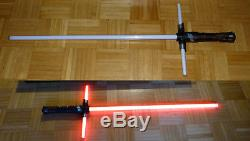 Star Wars Kylo Ren Force Fx Sabre Laser Sabre Laser Exklusiv Abnehmbare Klinge