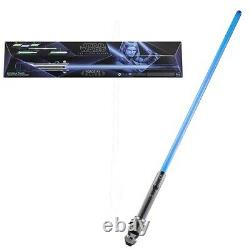 Star Wars La Série Noire Force Fx Elite Ahsoka Tano Blue Lightsaber