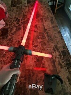Star Wars Le Black Series Chef Suprême Kylo Ren Force Fx Lightsaber Elite
