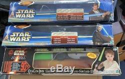 Star Wars Light Saber X 3 Épisode 1 Et 2
