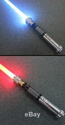 Star Wars Lightsaber Métal Entraînement Au Combat Sabre Multicolor Son Luke