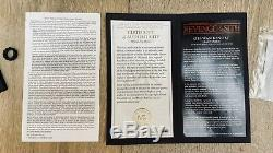 Star Wars Lightsaber Obi-wan Kenobi Master Limited Édition 2005 Répliques