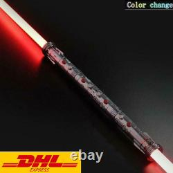 Star Wars Lightsaber Replica Force Fx Darth Maul Dueling Métal Rechargeable