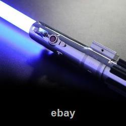 Star Wars Lightsaber Replica Force Fx Rey Graflex Skywalker Dueling Poignée Métallique