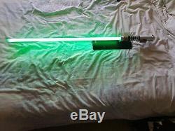 Star Wars Luke Skywalker Roj Force Fx Light Saber