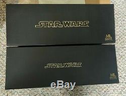 Star Wars Master Replicas Comte Dooku Lightsaber Le 11 Échelle Sw-105