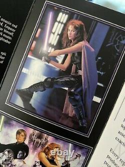 Star Wars Master Replicas Mara Jade Edition Signature Lightsaber 192/750