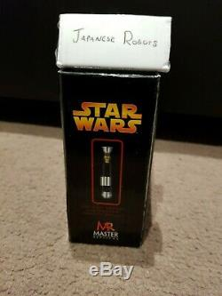 Star Wars Master Réplicas Obi Wan Kenobi. Réplique De Sabre Laser À L'échelle 45