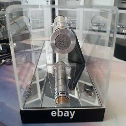 Star Wars Master Replicas Style Rots Shaak-ti Lightsaber Edition Signature