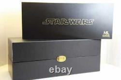 Star Wars Master Répliques Anh Obi-wan Kenobi Weathered Lightsaber Sw-109 U483