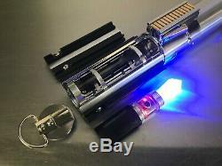 Star Wars Rey Graflex Beauté Skywalker Révéler Lightsaber Garde Prop