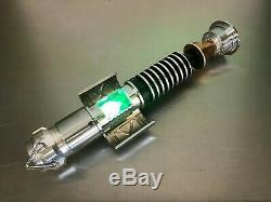 Star Wars Rotj L6 Graflex Skywalker Beauté Lightsaber Garde Prop