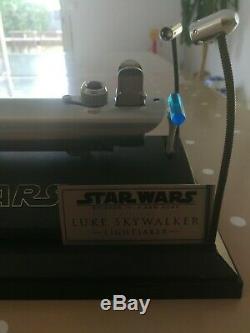 Star Wars Sabre Graflex. Sabre De Lumière