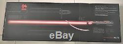 Star Wars Série Noire Sabre Laser De Luxe Kylo Ren Force Fx 14 Ans Et Plus