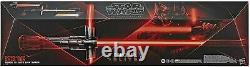 Star Wars The Black Series Supreme Leader Kylo Ren Force Fx Elite Sabre Laser