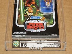 Star Wars The Clone Wars Collection Vintage Ahsoka Afa 9.0 Ongecirculeerd Rare