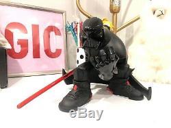 Statue Star Wars Death Vader À Collectionner Figure Tracy Tubera Light Saber Vinyle