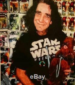 T-shirt Mickey Light Sabre Jamais Utilisé De Star Wars Weekend 2000 Disney Limited