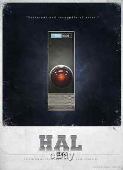 Terminator Hal 9000 Pour Ordinateur Interactif 2001 Et 2010 Star Trek Wars Light Saber