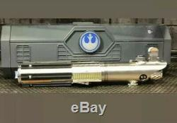 Tout Neuf Sealed Rey Luke Anakin Hérités Lightsaber Star Wars Galaxies Bord Disney