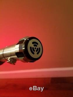 Ultrasabers Lightsaber Archron V2 Premium Sound Interrupteur A / V Blazing Red Black