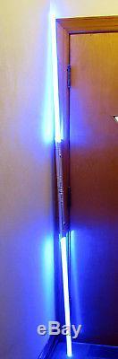 Ultrasabers Standard Issue V3 Le Sabre Laser Dans Guardian Blue Obsidian Sound