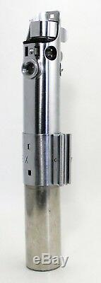 Vintage Graflex 3 Cellules Flash Gun Bouton Red Star Wars Luke Skywalker Lightsaber