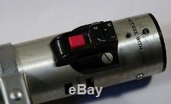Vintage Original Graflex 3 Poignée Flash Cellulaire. Star Wars Light Saber. Excellent-
