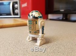 Vintage Star Wars - Figurine De Sabre Laser Pop-up Dernière Édition R2-d2