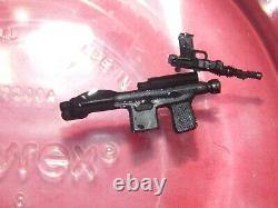 Vtg197719841985kennerstarwarspotfimperialgunnera Wingpilotgun Noir