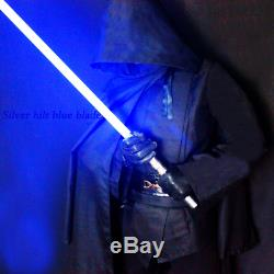 Ydd Dueling Light Saber, Sabre Laser De Star Wars Série Noire, Flashs Réalistes, Usb