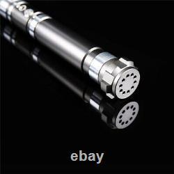 Ydd Star Wars Luke Skywalker Sabre Laser Silver Metal 16 Couleurs Rgb Light Real Re